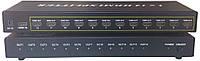 2-0221-1. Сплитер HDMI (1гн. HDMI- 12гн. HDMI)
