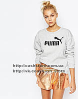 Женский свитшот / Толстовка Puma