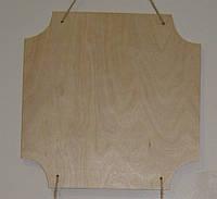 Панно квадрат (20 х 20 см), декор