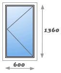 Окна металлопластиковые доступная цена и высокое качество сборки конструкций из профиля WDS, Salamander