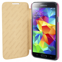 Leather Case S-Ch for Samsung G900 Galaxy S V