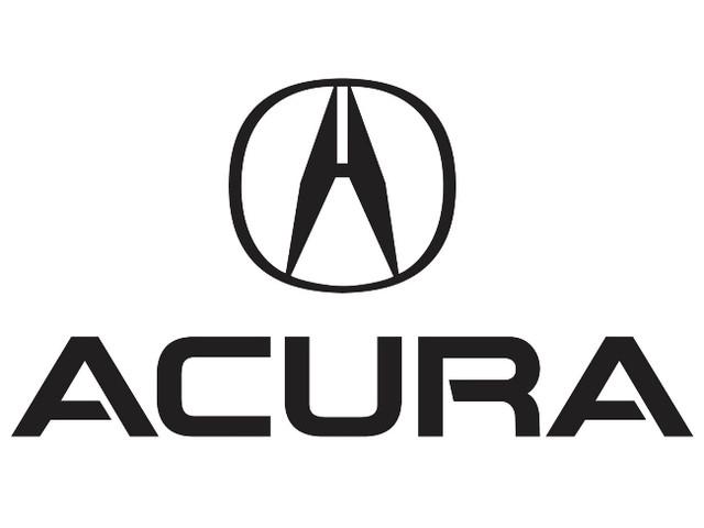 Передние амортизаторы Acura MDX
