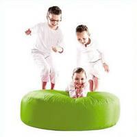 Детский круглый пуфик, мягкое кресло 40  / 120 см.