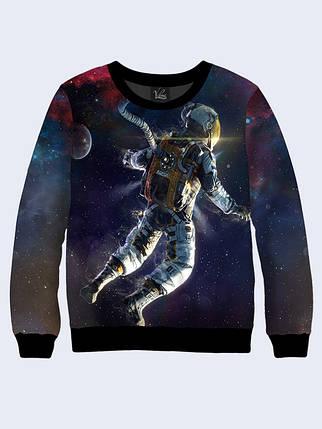 Свитшот Человек в Космосе, фото 2