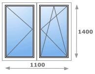 Металлопластиковые окна WDS с фурнитурой Siegenia(Германия), Axor(Украина)