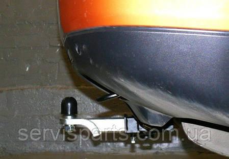 Фаркоп Land Rover Freelander II (Без подреза бампера), фото 2