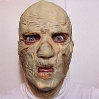 Маска мумии на Хэллоуин
