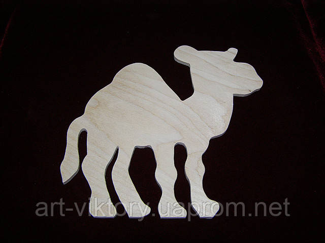 Заготовка Верблюд