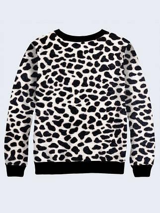 Свитшот Леопардовый Тигр, фото 2