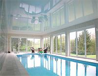 Натяжные потолки в бассейнах, фото 1