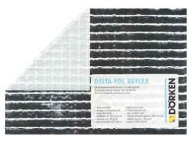 DELTA REFLEX /+ специальная пароизоляционная мембрана с рефлексным слоем  - Alle bau в Днепре