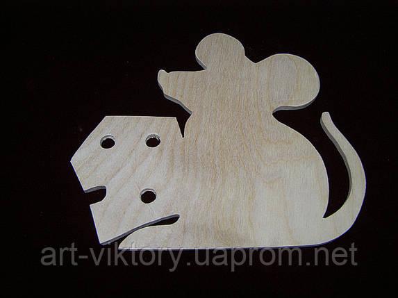 Мышка  с сыром, фото 2