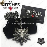 "Медальон Геральта - ""The Witcher 3"" - полная комплектация!"
