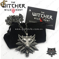 "Медальон Геральта - ""The Witcher 3"" - полная комплектация!, фото 1"