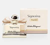 Salvatore Ferragamo SIGNORINA Eleganza EDP 30 ml W Парфюмированная вода (оригинал подлинник  Италия)