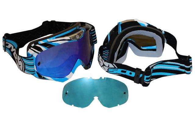 Мотоочки, окуляри для мотоспорту