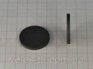 Магнит ферритовый диск 30х3 мм