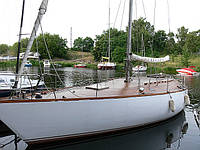 Аренда яхты 12,5м , отдых на яхте 10-12 чел, прогулка на парусной яхте в Киеве