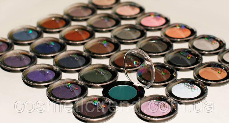 Тени для век моно  Eye shadow EL Corazon #110 (серый перламутровый) (распродажа), фото 2