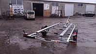 Прицеп для катера Амур. Рама 7,2м. Торсион! Оцинкован., фото 1
