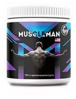 Средство Muscleman для увелечения мышечной массы, натуральный препарат для увеличения объёма мышц