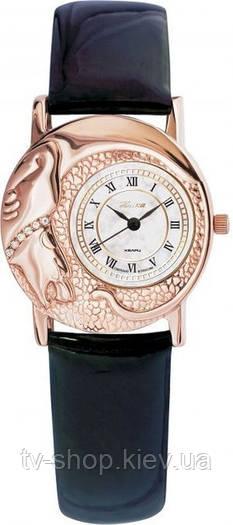 Женские золотые часы «Пантера»