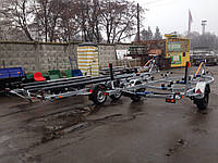 Прицеп для лодки класса Амур., фото 1