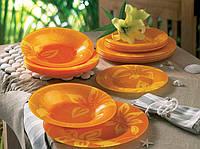 Набор столовой посуды Lily Flower 19 приборов