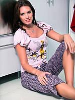 Домашняя качественная пижама из хлопка