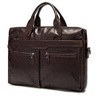 Натуральная кожаная сумка BEXHILL