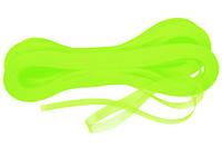 Регилин мягкий лимонно-салатовый fluo (ширина 1.5, 3, 4 и 7 см)