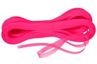 Регилин мягкий розово-малиновый (ширина 1.5, 3, 7 см)