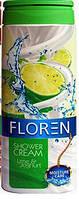 Floren Йогурт-лайм крем-гель для душа жен., 300 мл