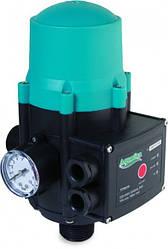 """Контроллер давления Aquatica 1.1 кВт 1"""" электронный с регулировкой давления включения"""