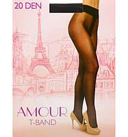 Женские колготки антрацит Amour