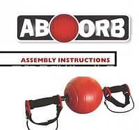 Ролик для пресса Aboorb. Колеса для пресса