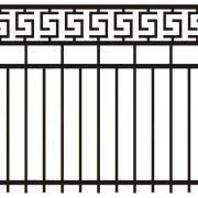 """Сварной забор """"СЗ-12"""""""