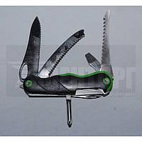 Нож-мультитул 3 лезвия TOTEM