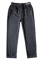 Серые спортивные штаны Glo-Story для мальчика; 98 размер
