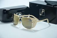 Солнцезащитные очки Linda Farrow змеиная оправа , фото 1