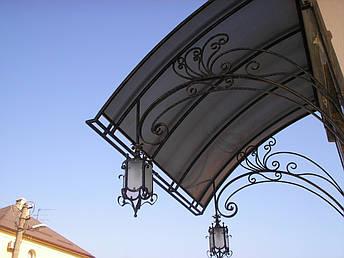 Кованые фонари, фото 2