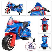 Детский мотоцикл Спайдер Мен
