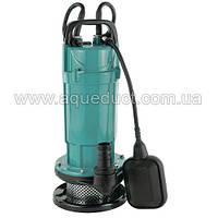 Насос дренажный QDX1,5-16-0,37A 0.37кВт Hmax 16м Qmax 150л/мин Aquatica