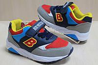 Кроссовки на мальчика, детская спортивная обувь тм JG р.31,36