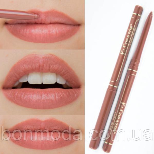 EL Corazon карандаш для губ Автоматический №430 Coffee
