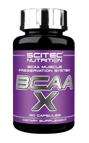 Амінокислоти BCAA-X Scitec Nutrition