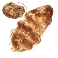 Шиньон из искусственных волос на заколках Свободная волна 60 см Lady Victory 100г LDV SHS-CCW /04-41