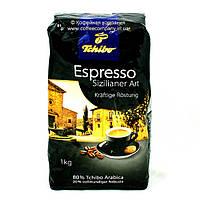 Кофе в зернах Tchibo Espresso Sizilianer Art 1кг