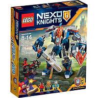 Лего Рыцари Нексо Робот Короля LEGO Nexo Knights 70327.