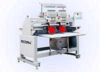 Ricoma RCM-1202CHT 12-игольная двухголовочная вышивальная машина для головных уборов и готовых изделий